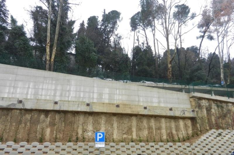 Parcheggio ad Ascoli Piceno - Foto di Gaetano Rinaldi