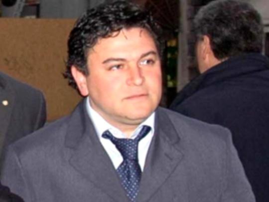 Claudio Sesto Travanti quando era assessore