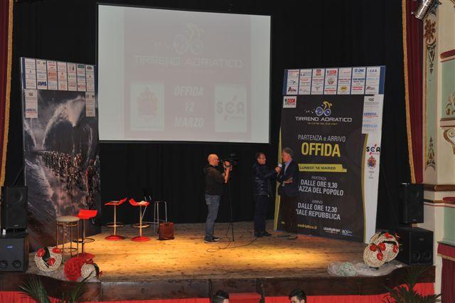 Tirreno-Adriatico, presentazione ad Offida 5