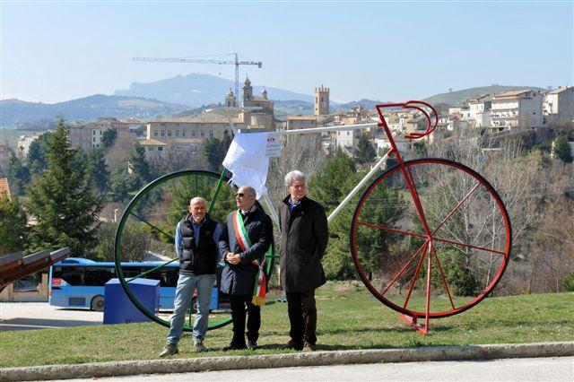 Tirreno-Adriatico, presentazione ad Offida 6