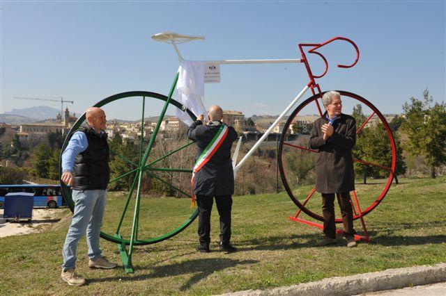 Tirreno-Adriatico, presentazione ad Offida 7