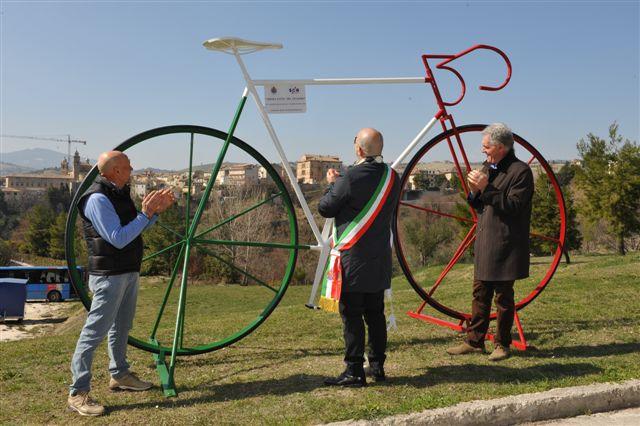 Tirreno-Adriatico, presentazione ad Offida 8