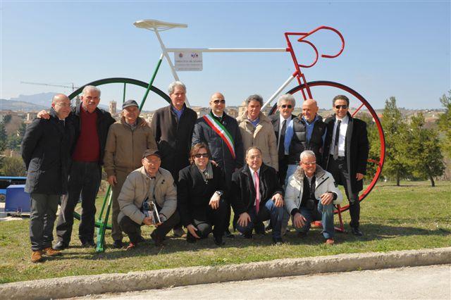 Tirreno-Adriatico, presentazione ad Offida 9