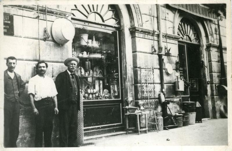 Un'impresa storica (immagine dal web)