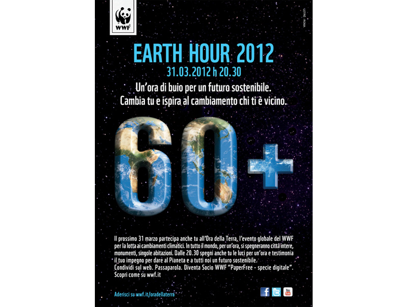 Locandina Earth-Hour