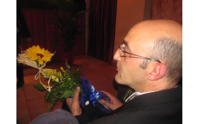 Luciano Casali, dimissioni durante La notte delle M'rett'