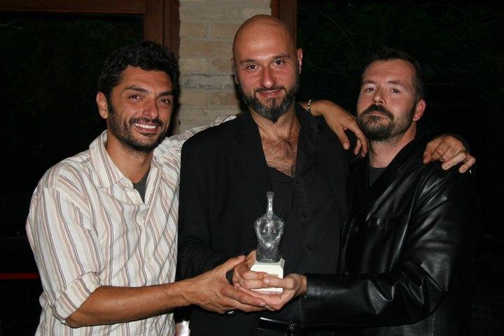 Francesco Mecco Villani riceve il premio