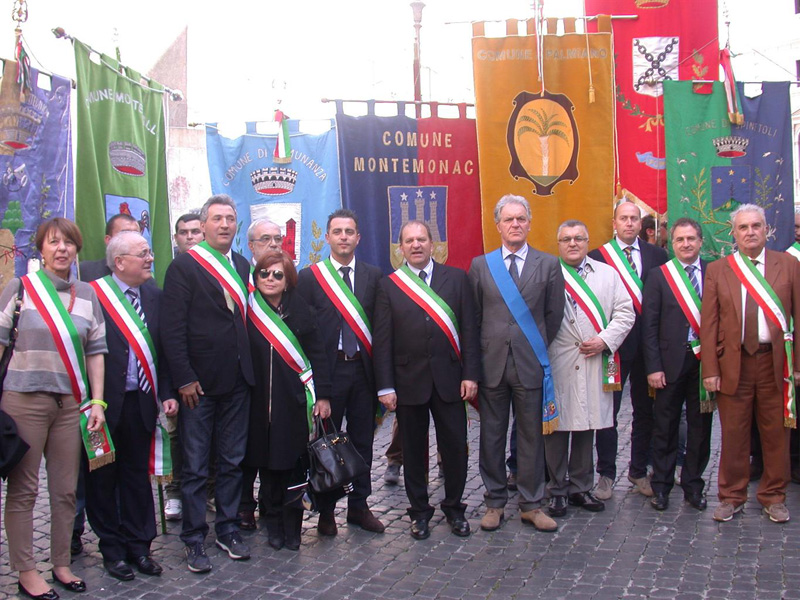 Sindaci piceni al Marche Day