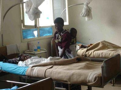 Un ospedale africano (foto dal web)