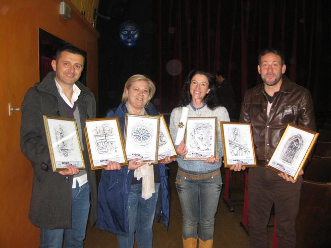 Ascolinscena - Premiazioni