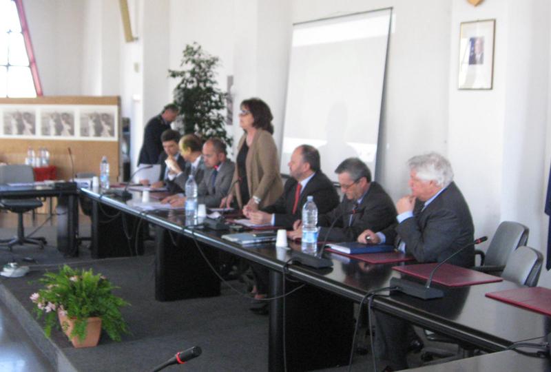 Conferenza dei sindaci dell'area vasta