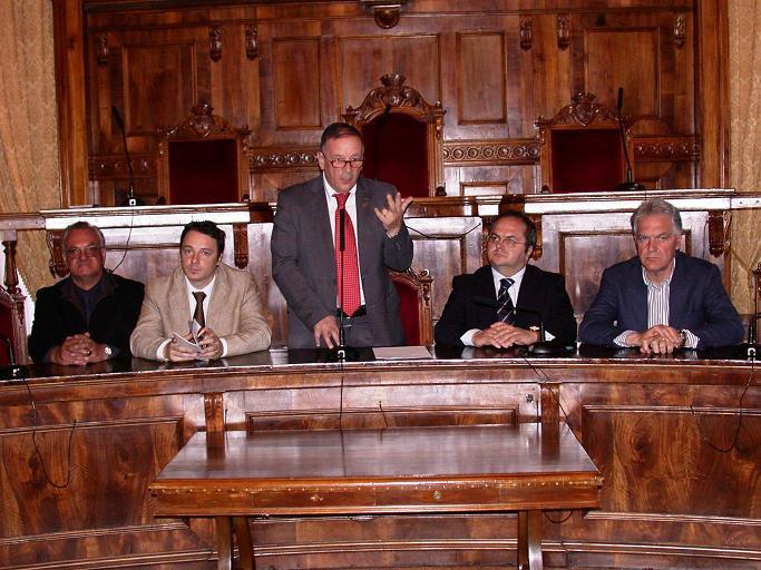 Presentazione assemblea nazionale Borghi più belli d'Italia