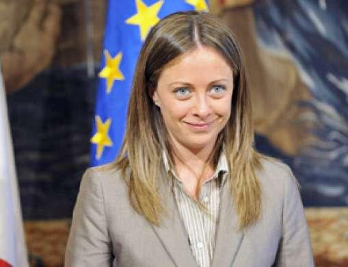 Giorgia Meloni (foto dal web)