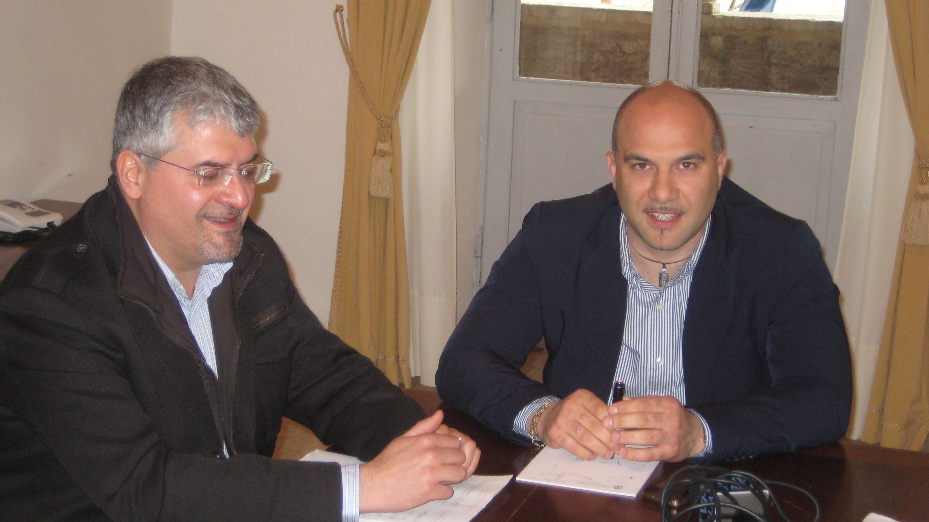 Luigi Massa e Valerio Lucciarini