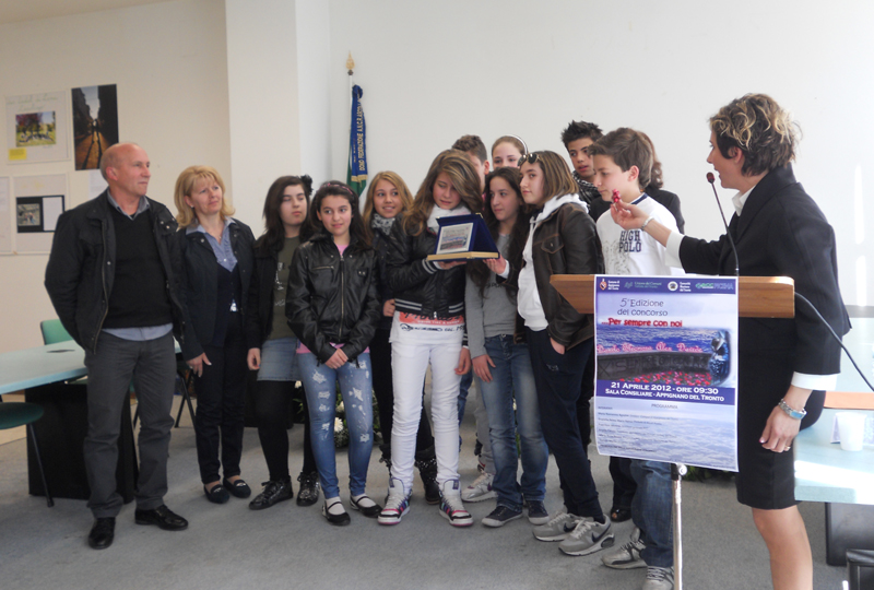 Studenti al concorso