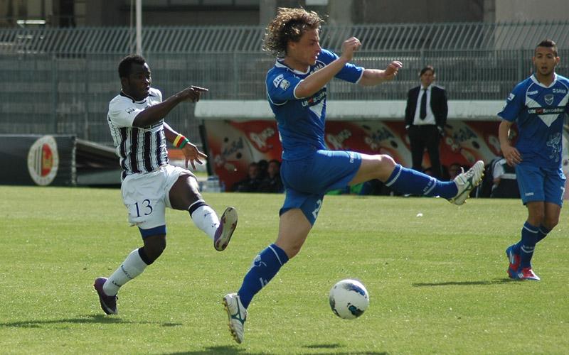 Parfait 2-1 in Ascoli-Brescia (giammusso)