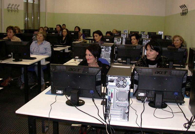 Il corso di alfabetizzazione informatica