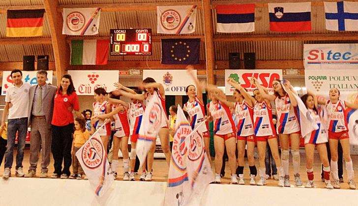 Ciu Ciu Offida Volley Maggio 2012 Provinciali