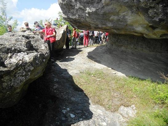 Festival dell'Appennino - Tra le rocce