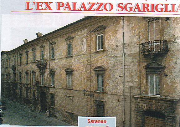 L'Ex Palazzo Sgariglia di Ascoli P. (poesiaearteascolana.it)