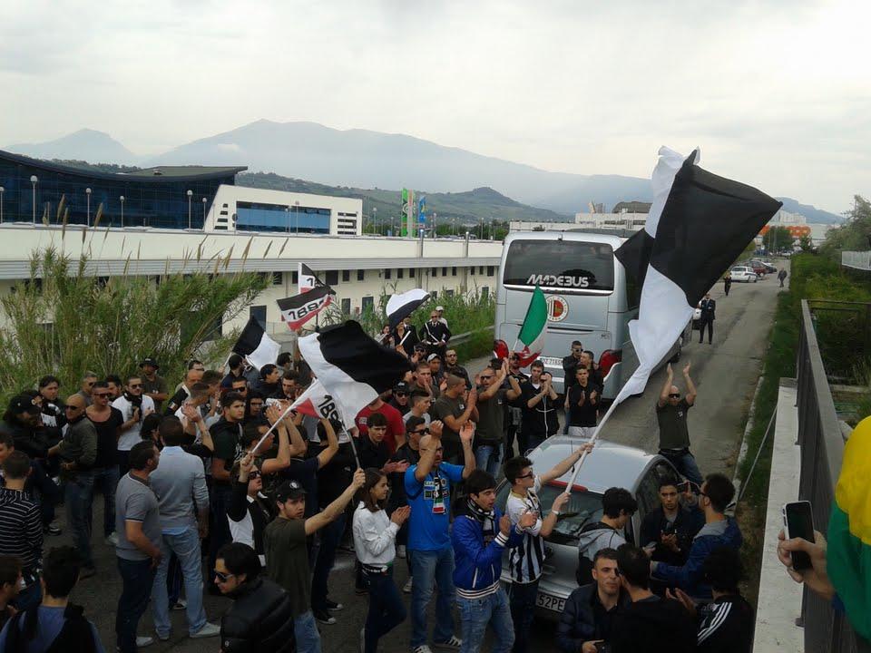 Scooterata tifosi Ascoli