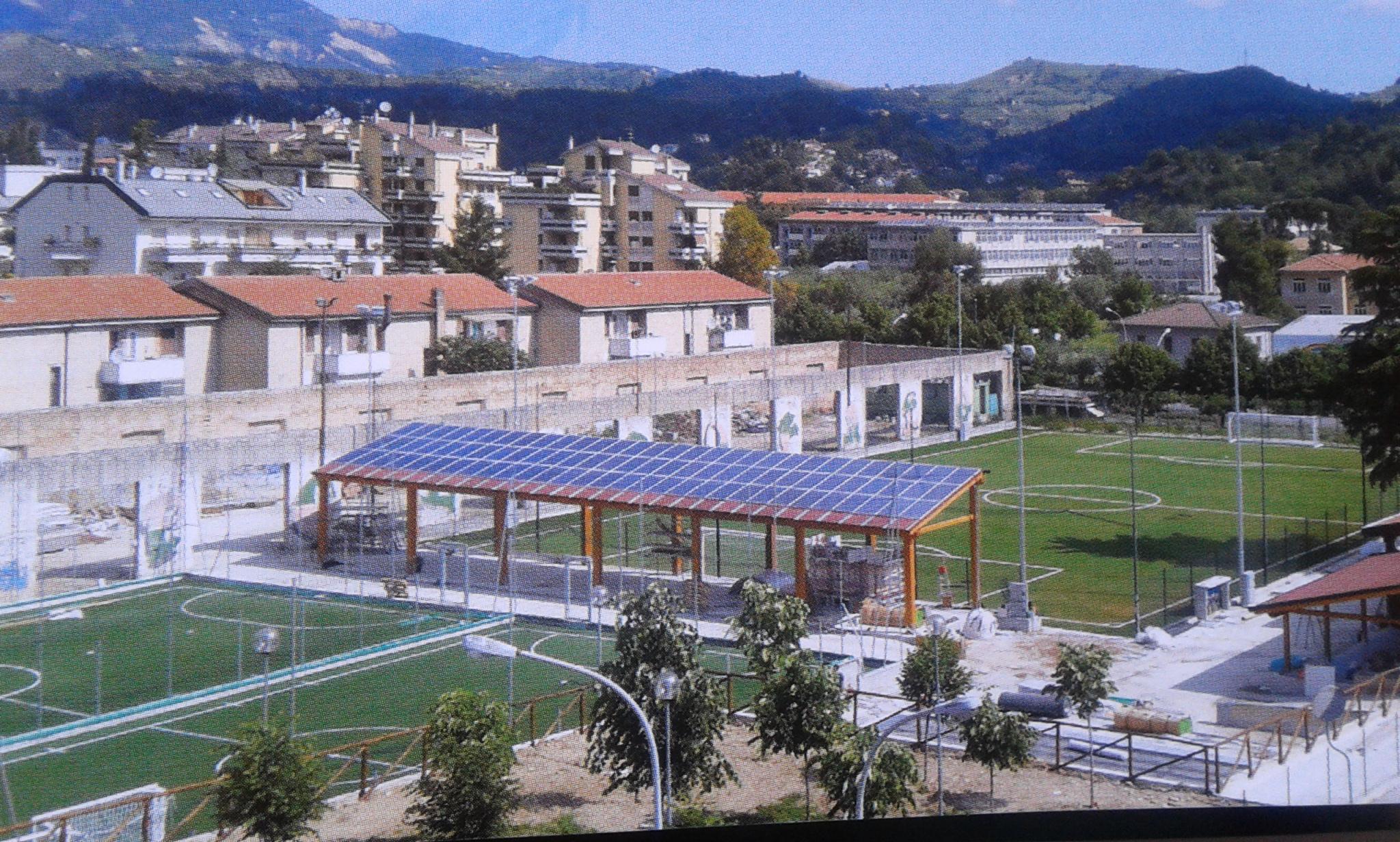 Il 'Centro sportivo Tofare'