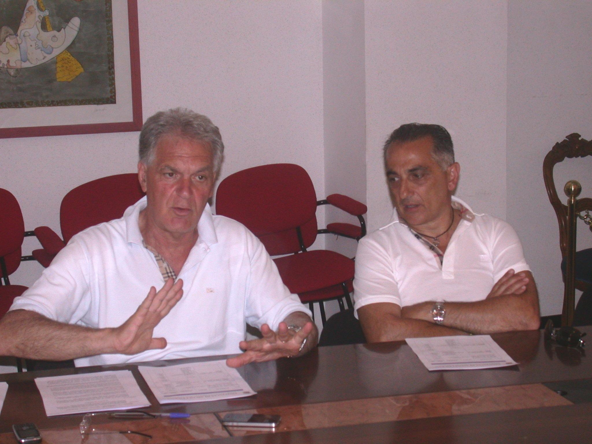 Piero Celani, Pasquale Allevi