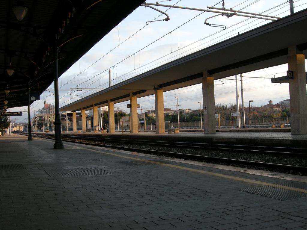 Stazione Civitanova Marche (Foto cronachemaceratesi.it)
