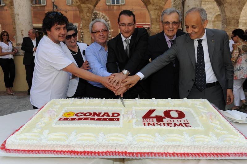 Torta Conad