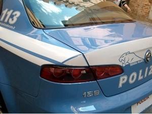 Volante Polizia (Foto viveremacerata.it)