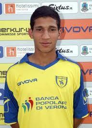 Il centrocampista Hanine