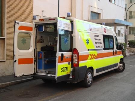 Ambulanza (Foto notizie.it)