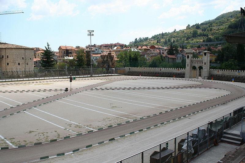 Campo Squarcia di Ascoli