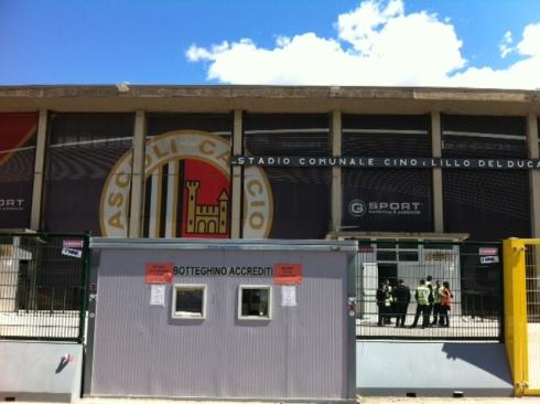 Stadio Del Duca