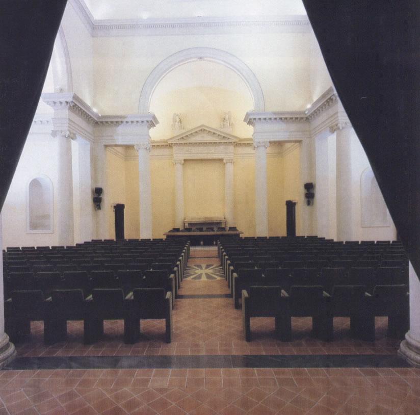 Auditorium della Fondazione Carisap