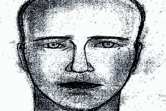 Identikit del killer di Rimini