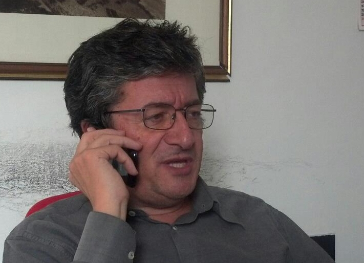 Vincenzo Ballatori, dirigente dei Lavori Pubblici