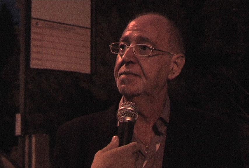 Alvaro Cafini, ex titolare della Euroimpianti, azienda che lavorava nell'indotto della Manuli