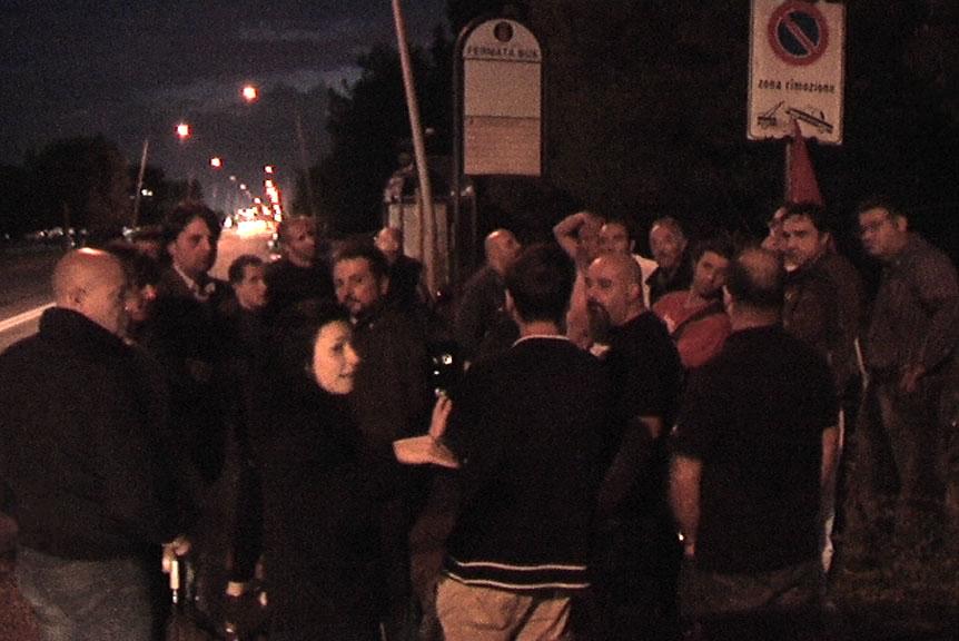 Crisi Piceno lavoratori protestano alla Manuli