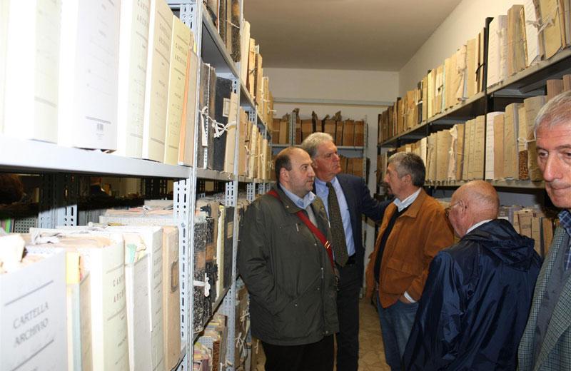 Comunanza, inaugurato l'archivio storico