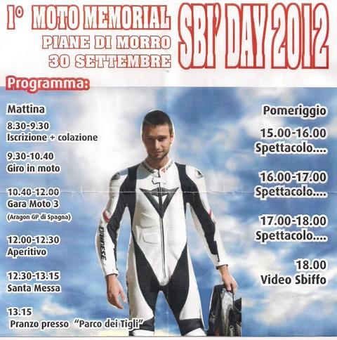 Locandina Memorial Marco Corradetti (Foto www.motoclubpiceno.it)