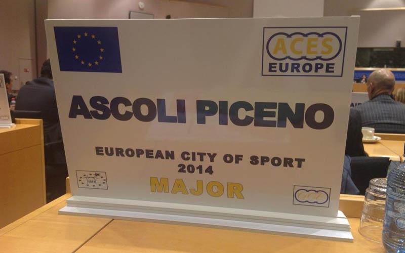 Ascoli Piceno Città Europea dello Sport 2014
