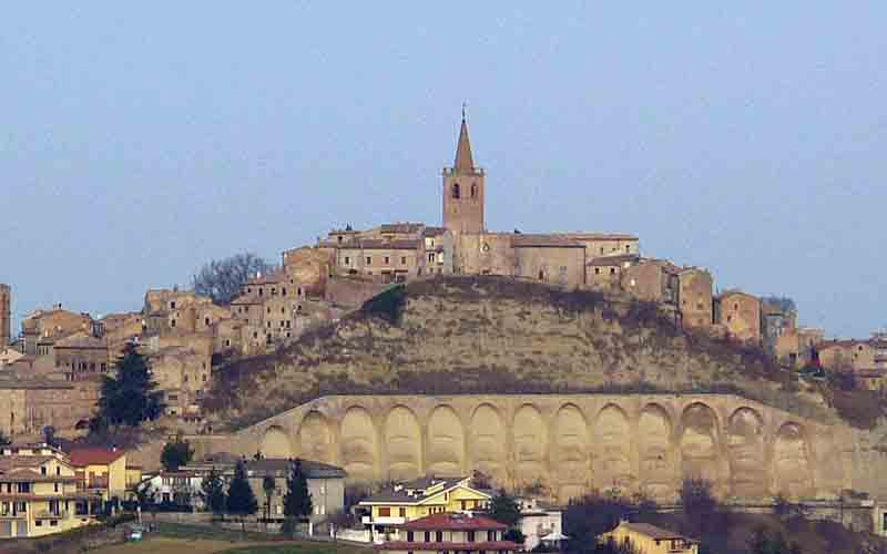 Castignano (fonte Wikipedia)