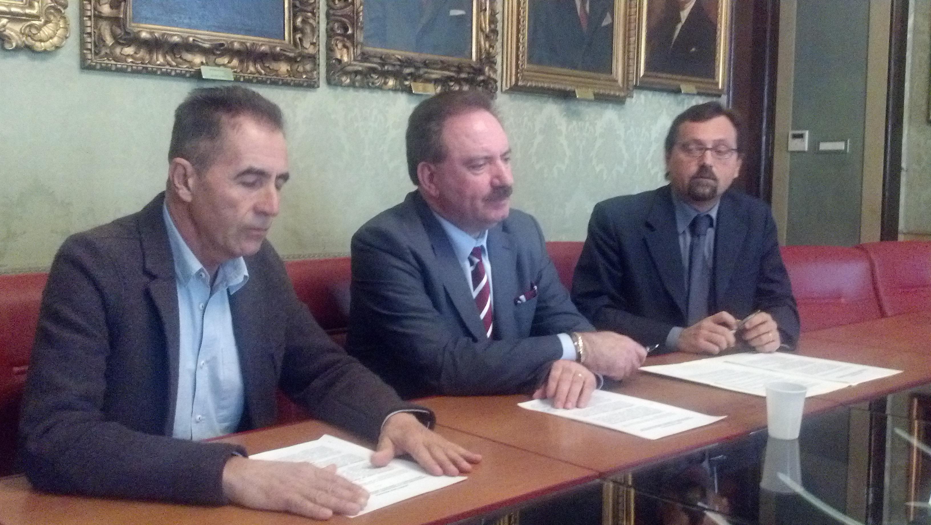 De Santis, Remoli e Zappasodi