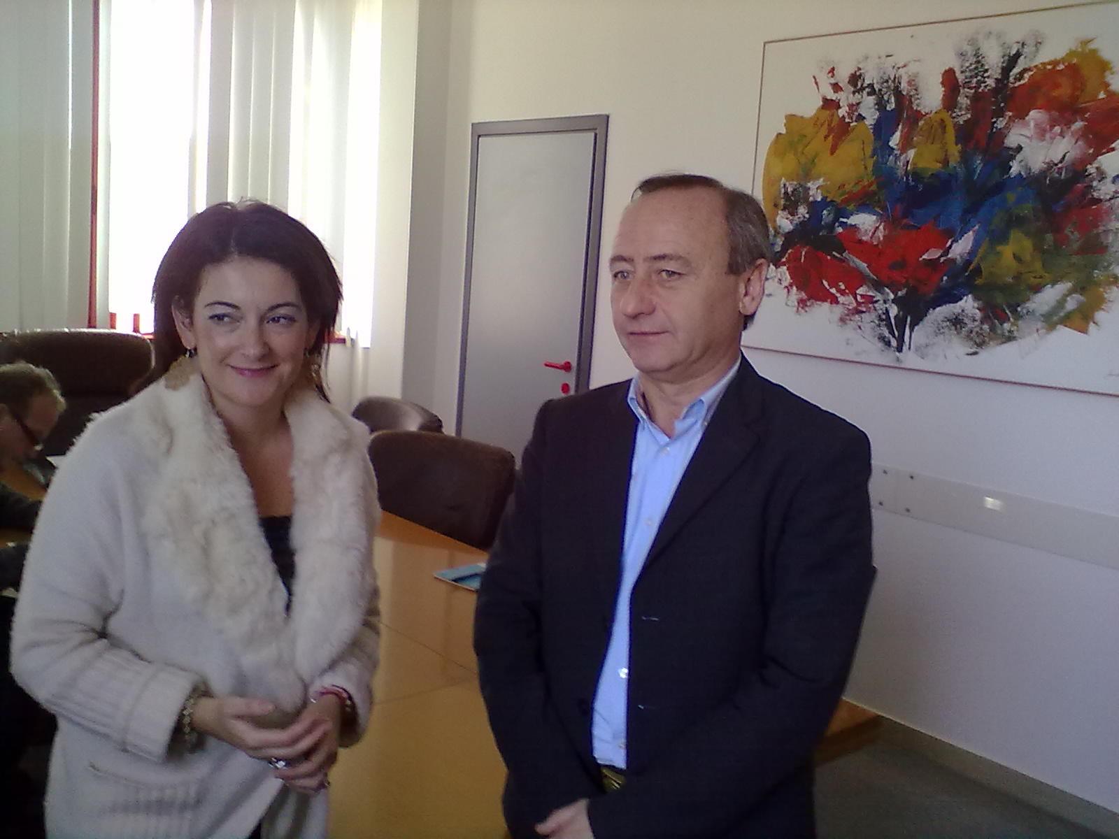 Elena Capriotti, Vincenzo Camela