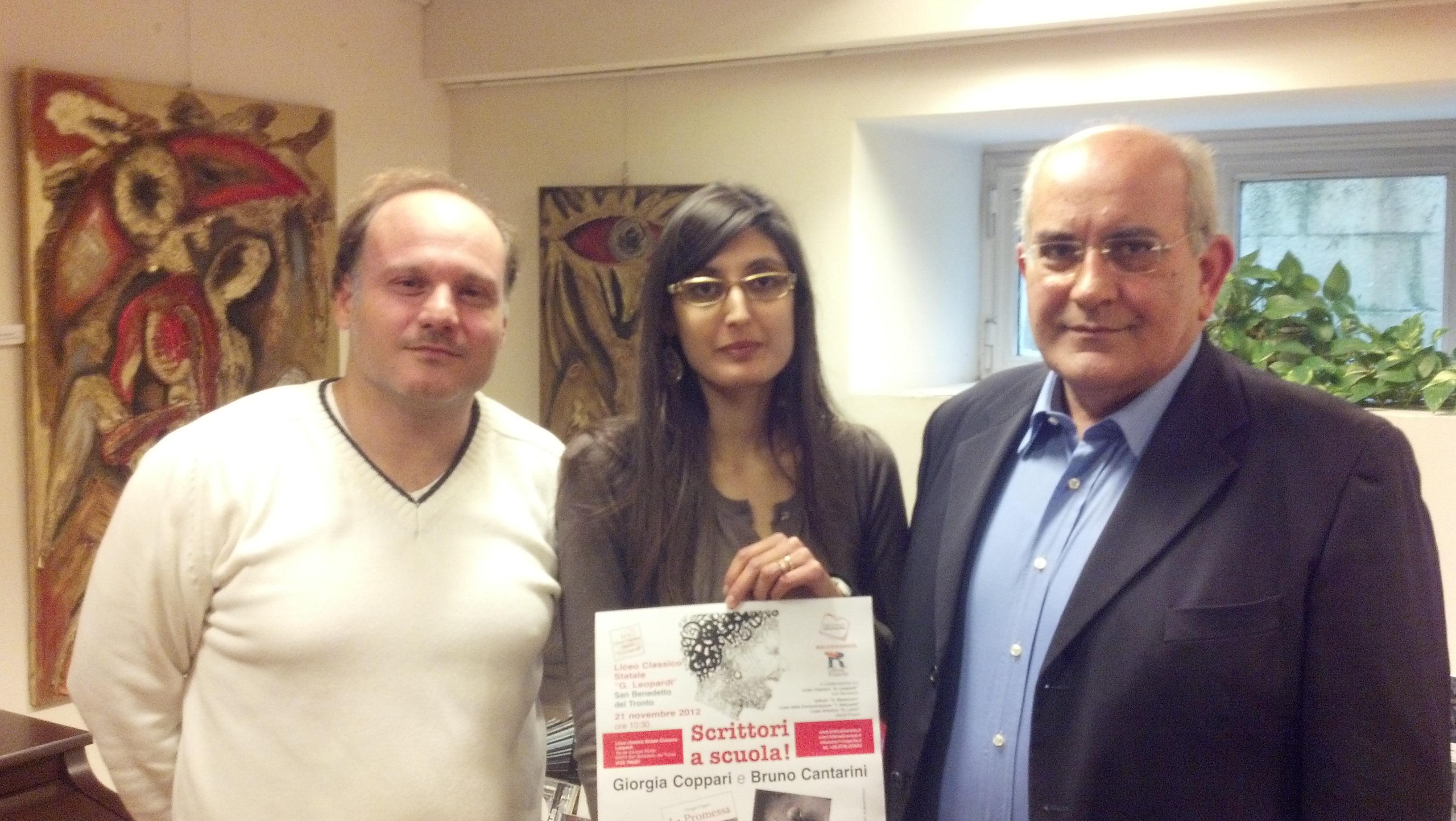 Giancarlo Sturba, Eleonora Tassoni e Pompei della Libreria Rinascita