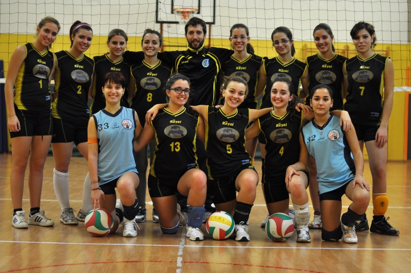 Il Santa Maria volley 2012