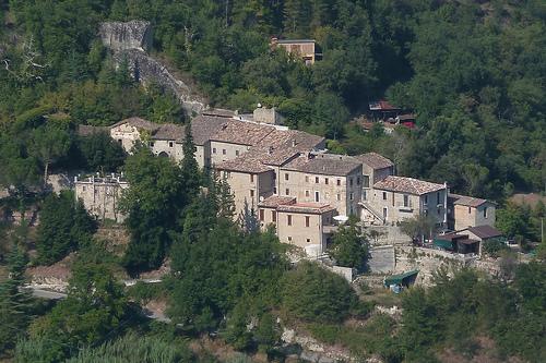 La frazione di Giustimana, Ascoli Piceno (pizzo di sevo's photos)