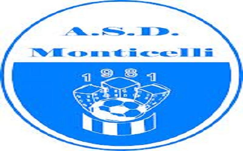 Lo stemma del Monticelli Calcio