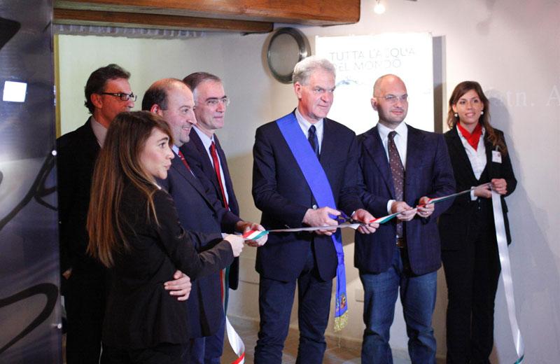 Inaugurato il museo dell'Acqua presso la Cartiera Papale di Ascoli